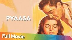 Pyaasa | Guru Dutt | Mala Sinha | Waheeda Rehman | Old Classic Bollywood Movie