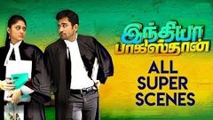 India Pakistan - All Super Scenes | Vijay Antony | Sushma Raj | Pasupathy