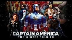 Captain America The Winter Soldier OF 2014 full Hollywood film ACTION? Movie Just Like Captain A