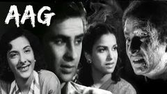 Aag | Full Movie | Raj Kapoor | Nargis | Superhit Old Classic Hindi Movie