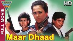 Maar Dhaad Hindi Full Movie HD | Hemant Birje, Huma Khan | Hindi Movies