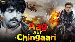 "Paresh Rawal Ka Full Action New Bollywood Hindi Film | Full HD 1080P Movie ""AAG AUR CHINGAR 