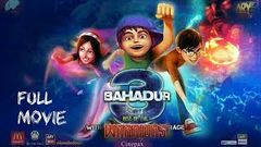 3 BAHADUR Once Again Full Movie In Hindi | 3 BAHADUR Cartoon New movie | Kidz Please