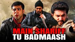 Main Shariff Tu Badmaash (Aadhi-Bhagavan) New Released Hindi Dubbed Movie | Jayam Ravi