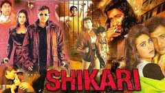 Shikari | Bollywood Blockbuster Movies | Govinda, Karishma Kapoor, Tabu | Bollywood Action Movie HD