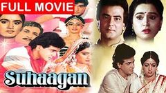 Suhaagan - Hindi Full Movie | Jaswant | Geeta Bali | Sulochana | Vijay Laxmi | TVNXT Hindi