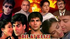 Dil Ki Baazi (1993) Full Action Hindi Movie | Akshay Kumar, Ayesha Jhulka, Raakhee NV
