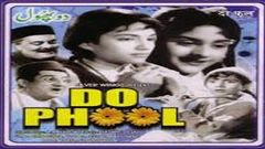Do Phool दो फूल (1958) | Full Hindi Movie | Kumari Naaz, Master Romi, Vijaya Choudhury
