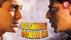 Dushman Duniya Ka Hindi Action Movies | Salman Khan, Shah Rukh Khan | HD Action Movies | Latest Movie