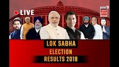Lok Sabha Election Results 2019 LIVE Coverage | News18 Punjab Haryana Himachal Election Results LIVE