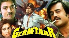 Geraftaar | Full Hindi Hd Action Movie | Amitabh Bachchan | Kamal Hassan | Poonam Dhillon | HD 1080p