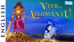 Veer Abhimanyu (English) - Animated Superhero Movies for Kids - Full Movie - HD