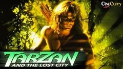 Tarzan and the Lost City 1998 | Full Hindi Dubbed Movie | Casper Van Dien, Jane March