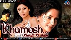 Khamoshh Khauff Ki Raat | Hindi Movies Full Movie | Shilpa Shetty Movies | Bollywood Full Movies