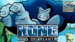 KONG - King of Atlantis - English