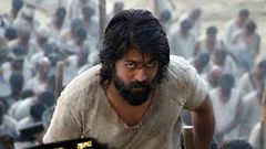 2018 south movie in hindi dubbed Action And Adventure (KGF)