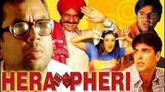 Hera Pheri (2000) Full Bollywood Hindi Comedy Movie | Akshay Kumar Sunil Shetty Paresh Rawal