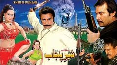 SHER-E-PUNJAB - Shaan Nargis Moamer Rana, Mustafa Qureshi - Full Movie - Hi-Tech Pakistani Films