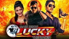 Main Hoon Lucky The Racer (4K Ultra HD) Hindi Dubbed Movie | Allu Arjun, Shruti Haasan
