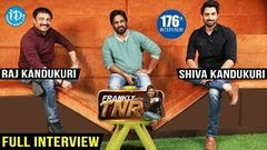 Frankly With TNR 176 - Exclusive Interview || Talking Movies With iDream