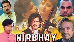 Super Hit Action Old Movie 1995 NIRBHAY } 5 STAR VIDEO MOVIE CHANNEL }