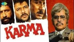 Karma Full Movie Best Facts and Viedo | Dilip Kumar | Anil Kapoor | Jackie Shroff