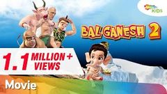 Bal Ganesh 2 - Full Movie in English - Kids Animated Movies