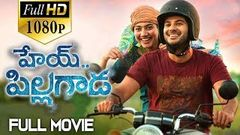 Hey Pillagada Telugu Full Length Movie | Dulquer Salmaan, Sai Pallavi