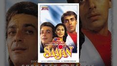 Saajan - Salman Khan | Sanjay Dutt | Full HD Bollywood Romantic Movie