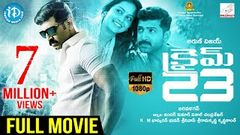 Crime 23 Latest Telugu Full Movie | Arun Vijay | Mahima Nambiar | Abhinaya | Vishal Chandrasekhar