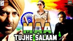 Maa tujhe Salaam |Full Length Bollywood Hindi Movie | Sunny Deol Tabu | 20 mins Version
