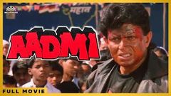 Aadmi आदमी (1993) | Mithun Chakraborty, Gauthami | Romantic Full Hindi Movie