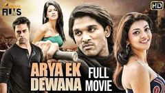 Arya Ek Deewana - New Hindi Movies 2014 Full Movie | Allu Arjun Kajal Agarwal