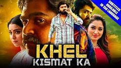 Khel Kismat Ka (AAA) 2019 New Hindi Dubbed Full Movie | Silambarasan Shriya Saran Tamannaah | Simbu