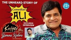The Unheard Story Of Comedian Ali Exclusive Interview Koffee With Yamuna Kishore 15
