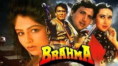 ब्रह्मा l BRAHMA l Hindi Blockbuster Movie l Govinda, Madhoo l 1994 | HD Video