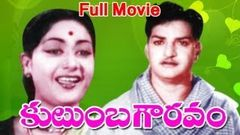 Kutumba Gauravam Full Length Telugu Movie