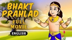 Bhakt Prahlad English Animated Full Movie | Bhakta Prahlada Full Movie in English | Cartoon Movies