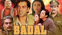 Badal Full Movie | Bobby Deol Hindi Action Movie | Ashutosh Rana | Rani Mukherji | Blockbuster Movie