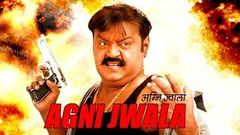 AGNI JWALA | Latest South Dubbed Action Movie In Hindi