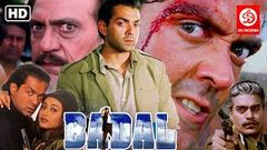 Badal {HD} - Bobby Deol, Rani Mukerji, Amrish Puri, Ashutosh Rana | 90& 039;s Action Movie | Indian films