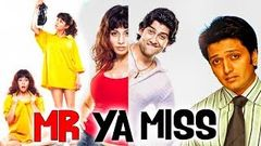 Mr Ya Miss (2005) Full Bollywood Hindi Comedy Movie | Ritesh Deshmukh Aftab Shivdasani Antara Mali