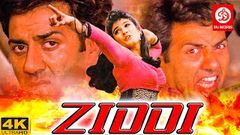 Ziddi ज़िद्दी Bollywood Action Movies | Sunny Deol, Raveena Tandon | Romantic Action Drama Movie