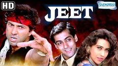 JEET FULL MOVIE facts | Salman Khan - Sunny Deol - Karishma Kapoor - Superhit Hindi Movie