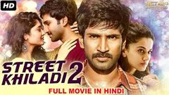 STREET KHILADI 2 - Blockbuster Action Hindi Dubbed Movie | Aadhi Pinisetty, Taapsee | South Movie