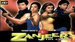 Zanjeer 1998 - Action Movie | Aditya Pancholi, Pratibha Sinha.