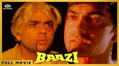 Baazi (1995) | Aamir Khan, Mamta Kulkarni, Paresh Rawal | Action Hindi Full Movie