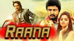 Raana Hindi Dubbed Full Movie | Sudeep, Rachita Ram, Haripriya, Madhoo, Prakash Raj