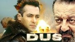 DUS FULL MOVIE facts | Salman Khan | Sanjay Dutt | Shilpa Shetty | Shankar Mahadevan | Domnique |
