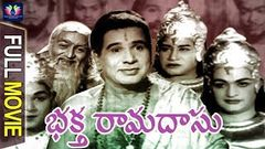 Bhakta Ramadasu 1964 Telugu Full Movie | N.T.Rama Rao | ANR | V.Nagaiah | TFC Films & Film News